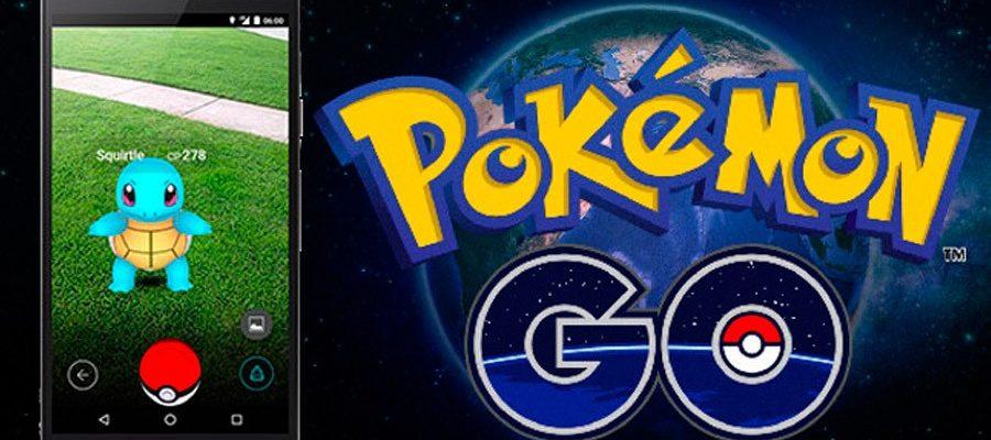 Ищите покемонов в реальном мире с Pokemon Go