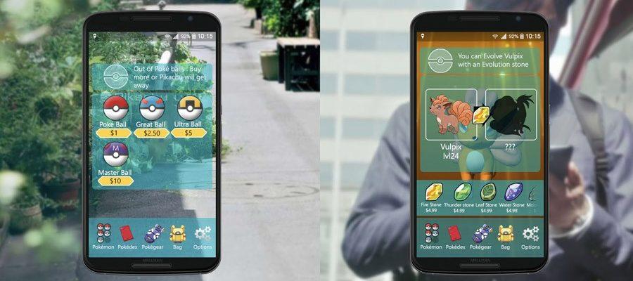 Системные требования Pokemon Go