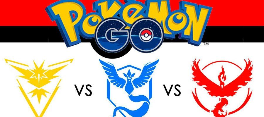 Какую команду выбрать Pokemon Go?