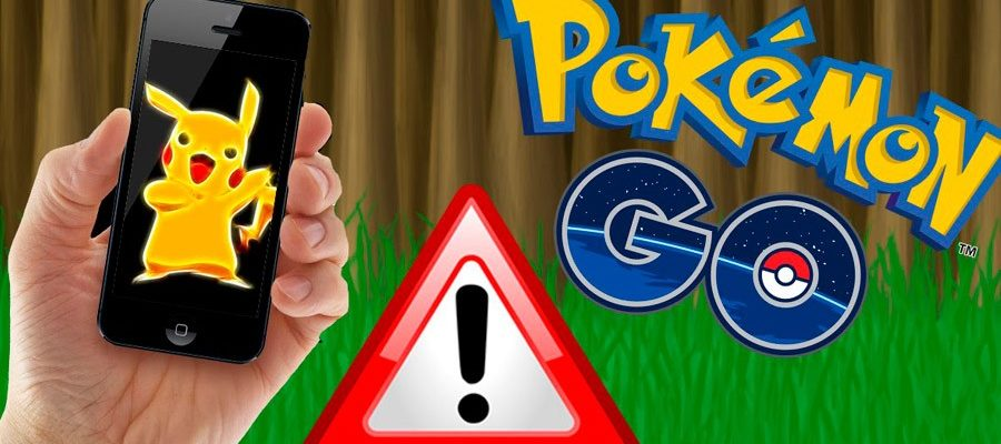 Ошибка Our servers are experiencing issues, Please come back later в Pokemon Go