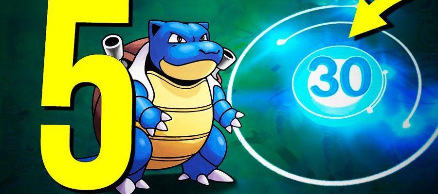 Как поднять уровень в Pokemon Go, 5 лучших способов?