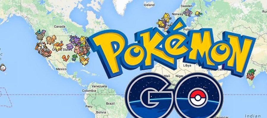Не отображается карта в Pokemon go?