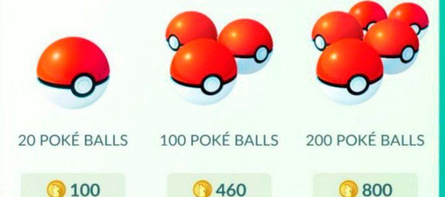 Как бесплатно получить покеболы в Pokemon Go?