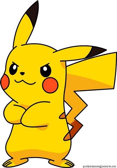 Пикачу (Pikachu)