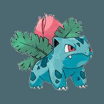 Ивизавр (Ivysaur)