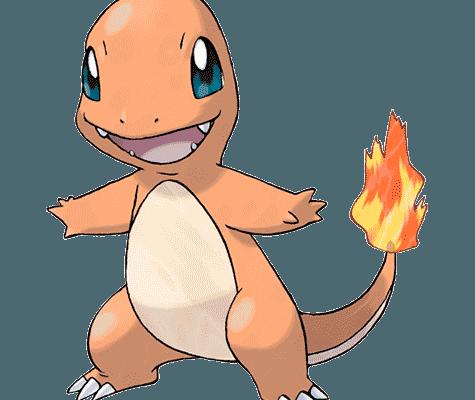 Покемон Чармандер (Charmander) в Pokemon Go / Покемон Го, Эволюция