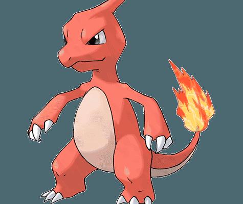 Покемон Чармилеон (Charmeleon) в Pokemon Go / Покемон Го, Эволюция