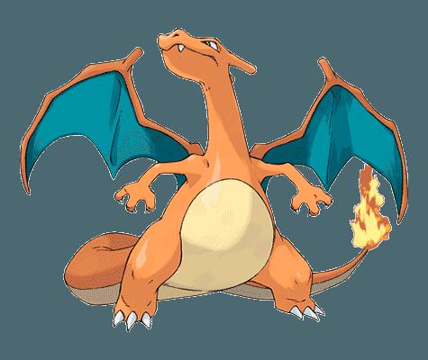 Покемон Чаризард (Charizard) в Pokemon Go / Покемон Го, Эволюция