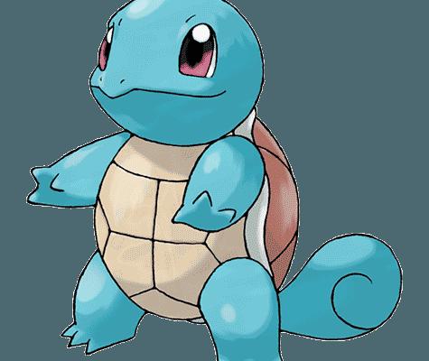 Покемон Сквиртл (Squirtle) в Pokemon Go / Покемон Го, Эволюция