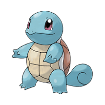 Сквиртл (Squirtle)