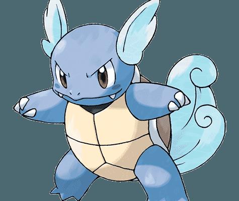 Покемон Вартортл (Wartortle) в Pokemon Go / Покемон Го, Эволюция