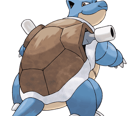Покемон Бластойз (Blastoise) в Pokemon Go / Покемон Го, Эволюция