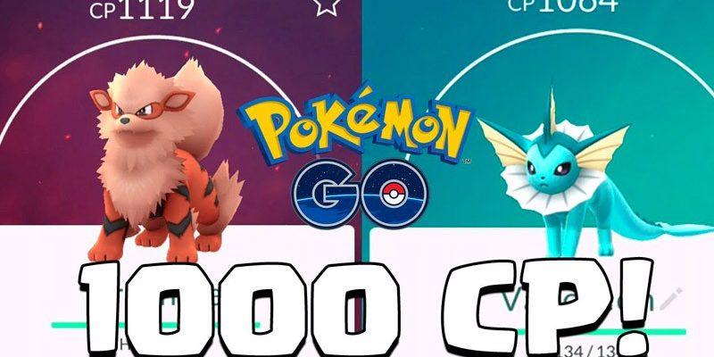 Что такое CP (Control Power) в Pokemon Go?