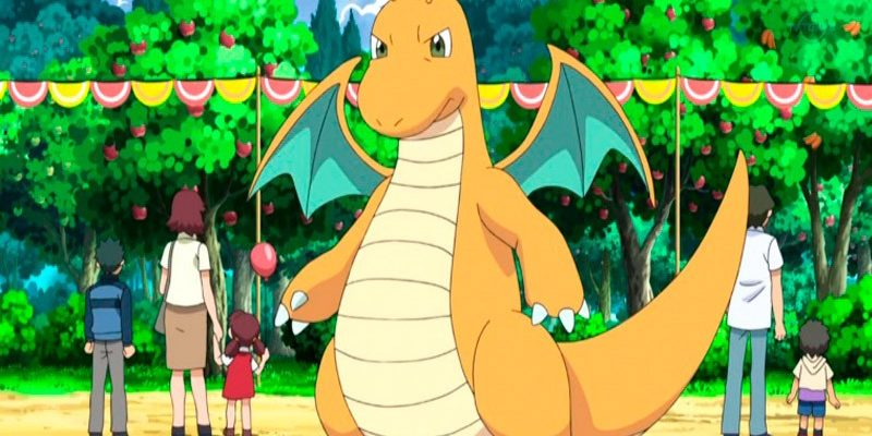 Pokemon Go: как найти покемонов Dratini, Dragonair, Dragonite?