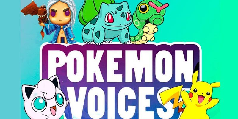Голоса покемонов