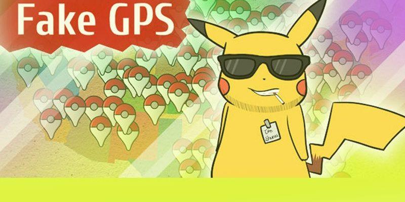 Fake GPS Pokemon Go / Покемон Го