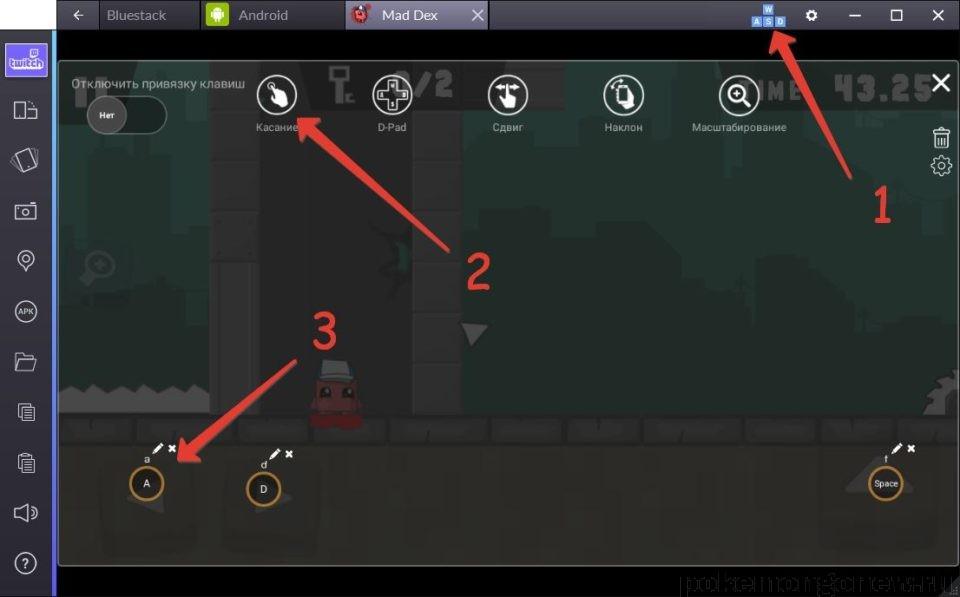 Запуск Андроид приложений и игр на компьютере