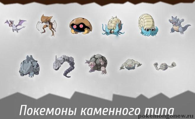 Покемон Го / Pokemon Go: Виды покемонов, Таблица и их эволюция