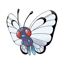 Батерфри (Butterfree)