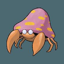 Парасект (Parasect)