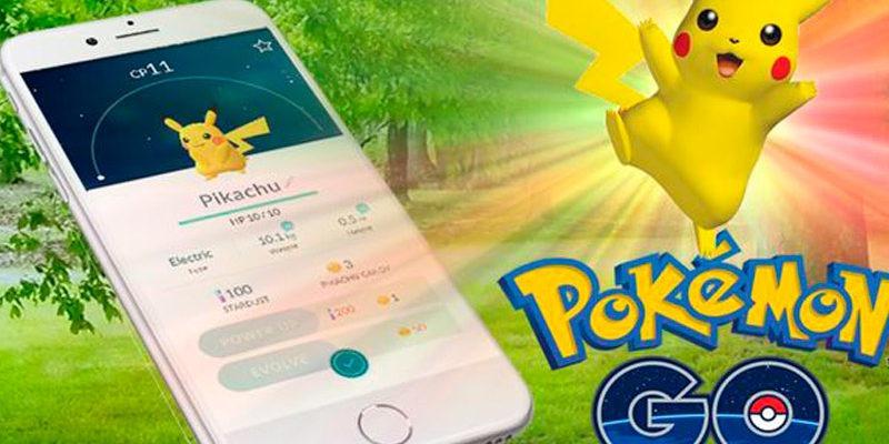 Как посадить Pikachu на плечо тренера в Pokemon Go?