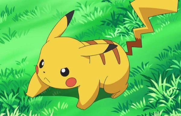 Как посадить Pikachu на плечо тренера?