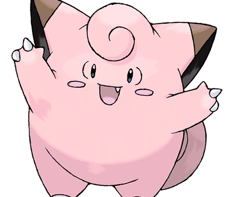 Покемон Клефейри (Clefairy) в Pokemon Go / Покемон Го