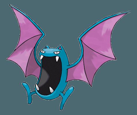 Покемон Голбат (Golbat) в Pokemon Go / Покемон Го