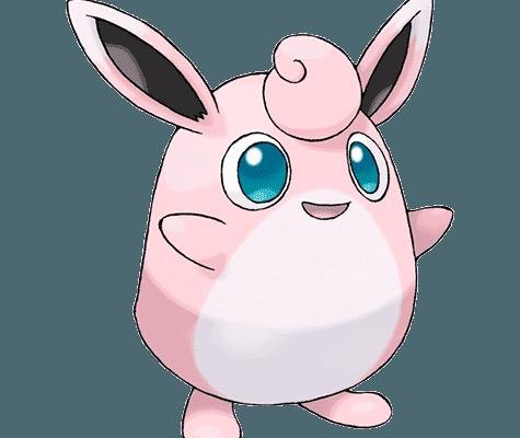 Покемон Виглитаф (Wigglytuff) в Pokemon Go / Покемон Го