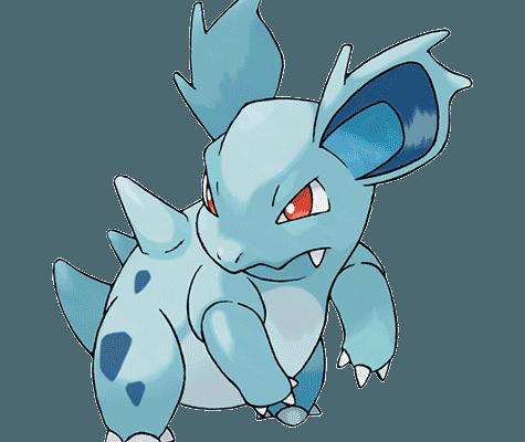 Покемон Нидорина (Nidorina) в Pokemon Go / Покемон Го