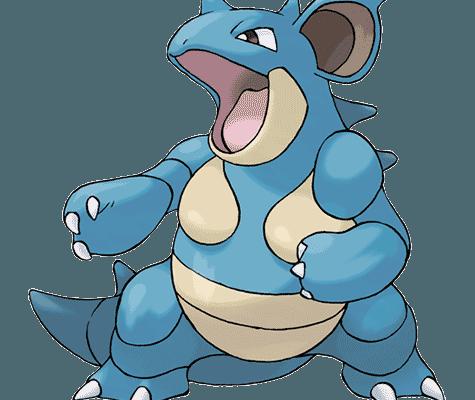 Покемон Нидоквин (Nidoqueen) в Pokemon Go / Покемон Го