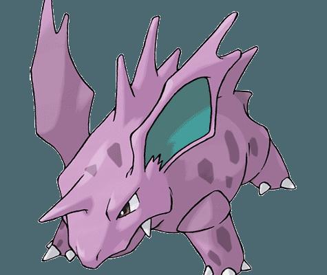 Покемон Нидорино (Nidorino) в Pokemon Go / Покемон Го