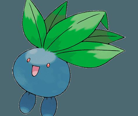 Покемон Оддиш (Oddish) в Pokemon Go / Покемон Го