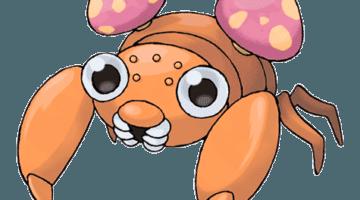 Покемон Парас (Paras) в Pokemon Go / Покемон Го