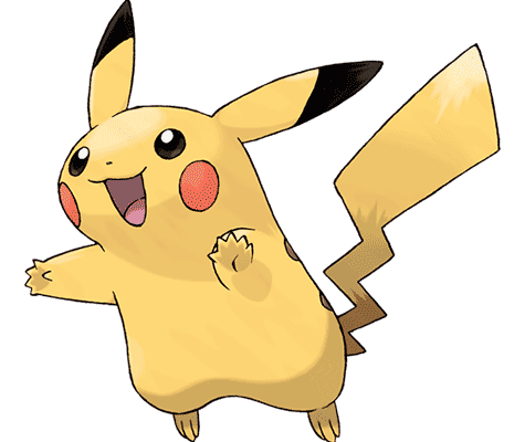 Покемон Пикачу (Pikachu) в Pokemon Go / Покемон Го