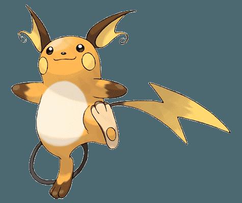 Покемон Райчу (Raichu) в Pokemon Go / Покемон Го
