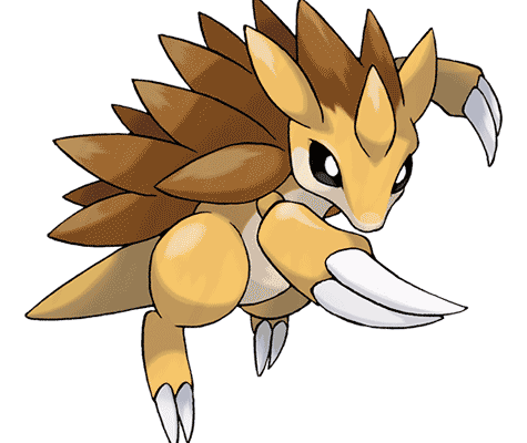 Покемон Сэндслэш (Sandslash) в Pokemon Go / Покемон Го