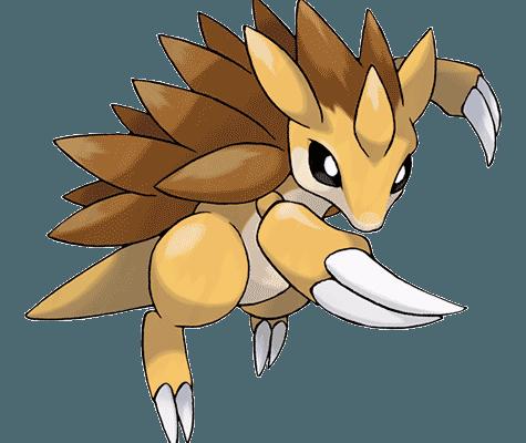 Покемон Сэндслэш (Sandslash) в Pokemon Go / Покемон Го