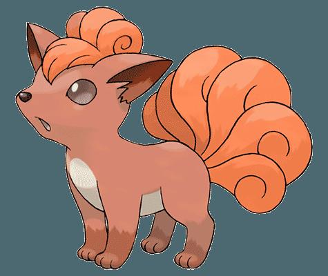 Покемон Вульпикс (Vulpix) в Pokemon Go / Покемон Го