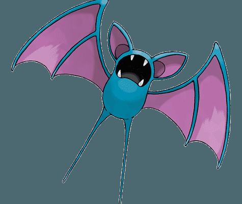 Покемон Зубат (Zubat) в Pokemon Go / Покемон Го