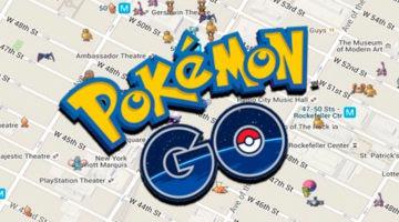 Карта покемонов PokeAlert для Покемон Го / Pokrmon Go