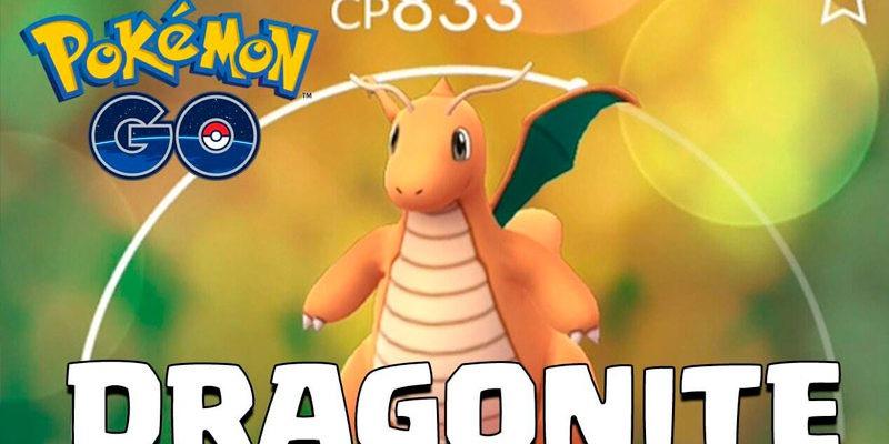 Лучший покемон в Покемон Го / Pokemon Go Драгонит / Dragonite