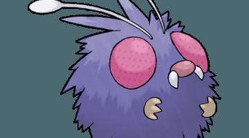 Покемон Венонат (Venonat) в Покемон Го / Pokemon Go