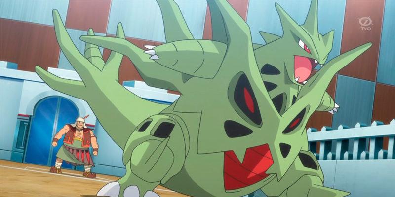 """Тиранитар новая """"гроза"""" гимов в Pokemon Go"""