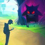 Обои покемон скачать на тему Хэллоуина, обои Покемон Го / Pokemon Go