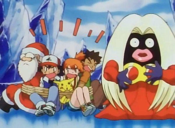 Эвент к Рождеству Покемон Го
