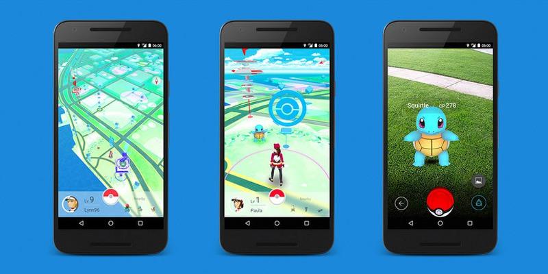 Суть игры Pokemon Go