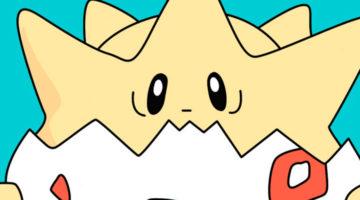 Togepi и Pichu вылуплены из яиц, Начало второго поколения покемонов  Togepi и Pichu вылуплены из яиц, Начало второго поколения покемонов