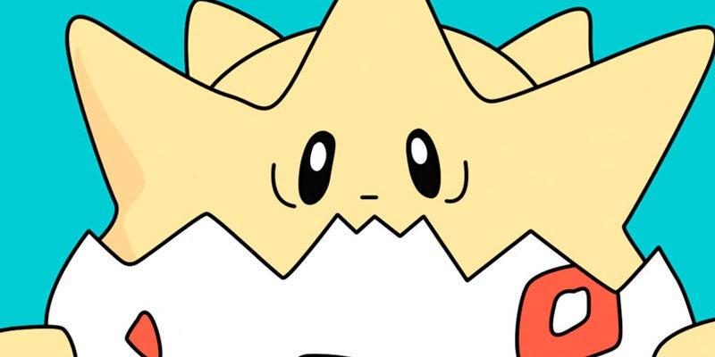 Видео Togepi и Pikachu вылуплены из яиц, второе поколение покемонов