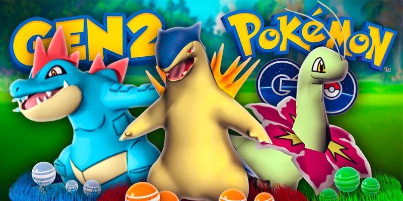 Эволюция покемонов во второе поколение в Покемон ГО / Pokemon GO